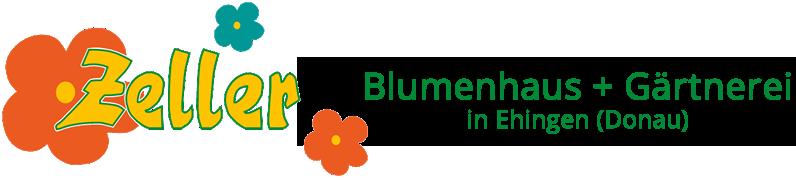 Franz Zeller, Blumenhaus und Gärtnerei in Ehingen
